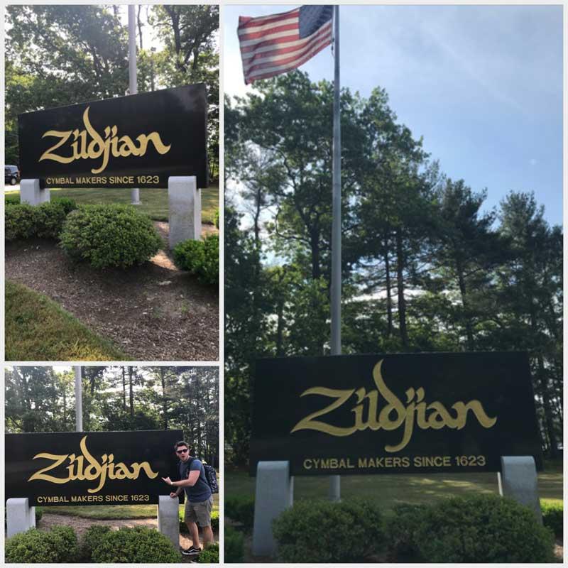 Zildjian HQ Entrance