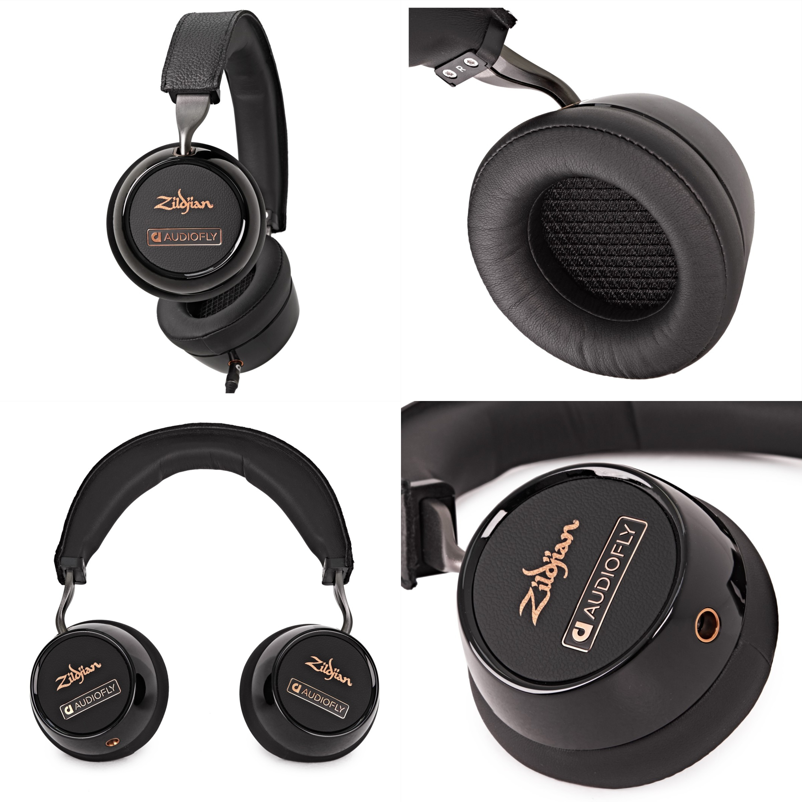 AudioFly Zildjian Headphones